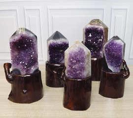 水晶礦石種類