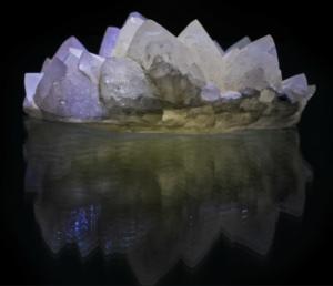 水晶科學根據