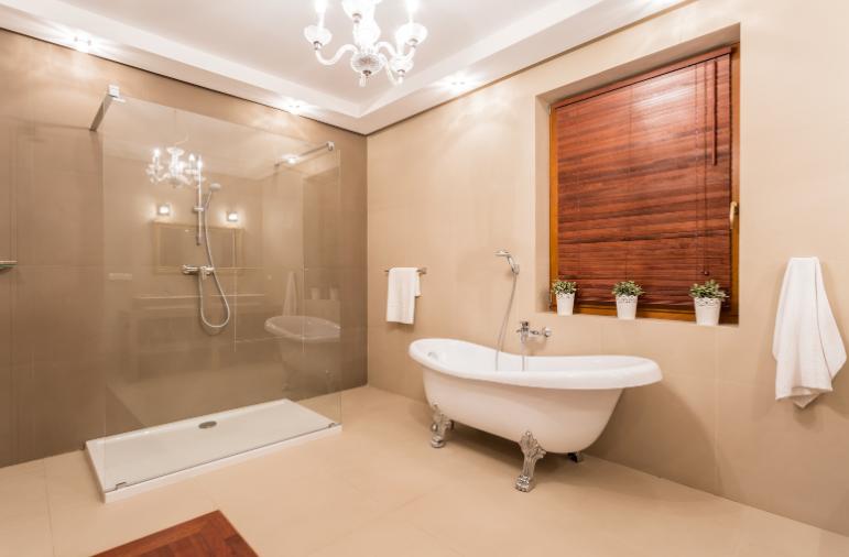關於洗手間浴室風水格局